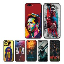 European Football Soccer Messi Jersey style Barcelona For OPPO Cover Case for OPPO R9 R11 A59 R7 R15 A77 A71 A39 S SP phonecases larsen x force sp r7 0 jr
