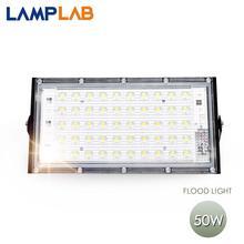 Потока СИД светильник напольный светильник Точечный светильник 10W 50W светодиодные прожекторы лампы отражатель сад 220V 240V RGB светильник ing IP65 Водонепроницаемый