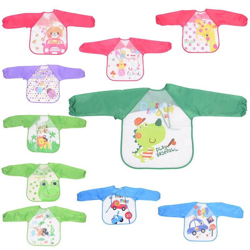 kleidung /& accessoires mit kittel baby baumwolle leibchen dribbeln dreieck.