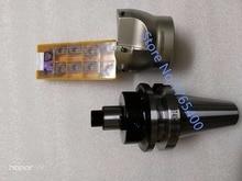 цена на BT50 FMB22 60L+BAP400R 63-22-4T Face Milling Cutter &10pcs  APMT1604 inserts