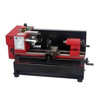 multifunction home mini lathe, machine beads, metal / wood turning, digital, DIY processing machinery and equipment