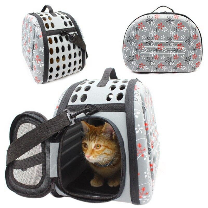 b6db5c4b3f0e US $14.07 22% OFF|Foldable Soft EVA Pet Carrier Puppy Dog Cat Outdoor  Travel Shoulder Bag for Small Dog Pets Portable Dog Kennel Pet Travel  Bag-in Dog ...