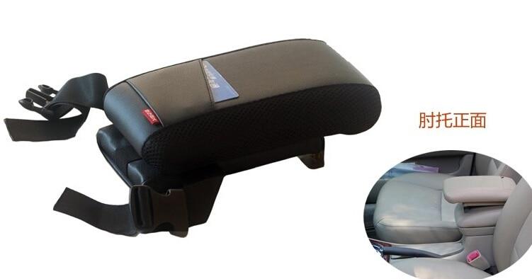 Center console armrest storage box elbow Armres Black for BYD Car decoration