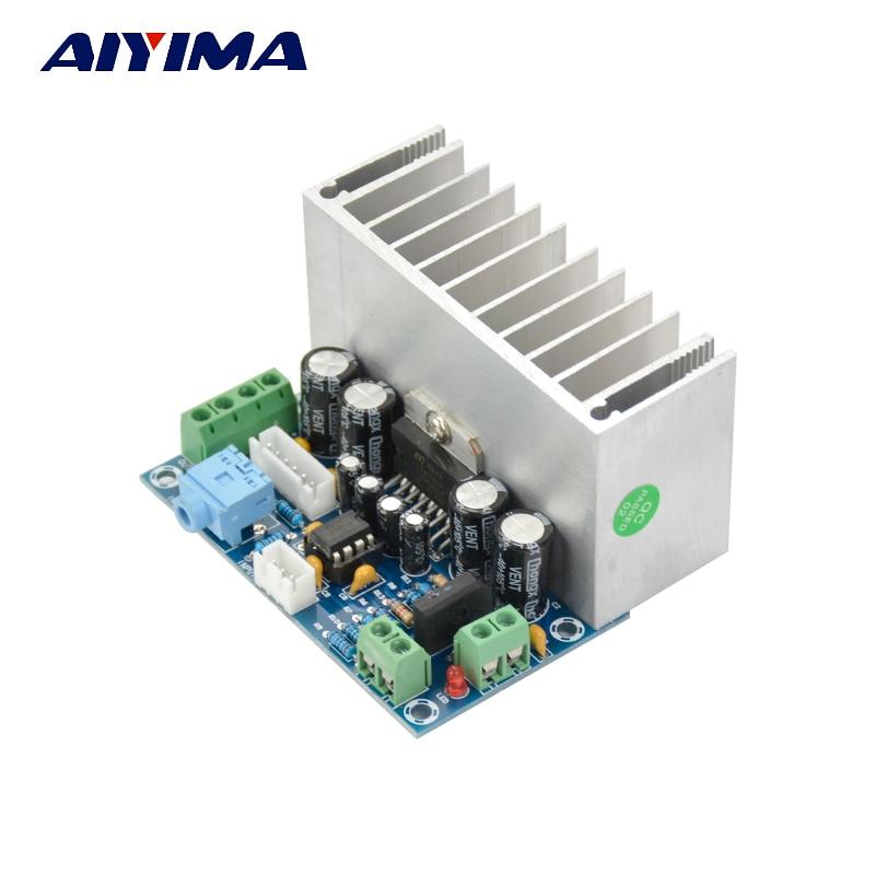 Amplifier Board Ultra Clear 2.1 Channel Amplifiers Board TDA7377 Audio Amplifier Audio Board lcd32b66 l frequency board amplifier board 40 l2726a nid2x