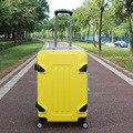 20 INCH 2024# genuine rod universal wheel ABS Transformers aluminum travel board box 2024 #EC FREE SHIPPING