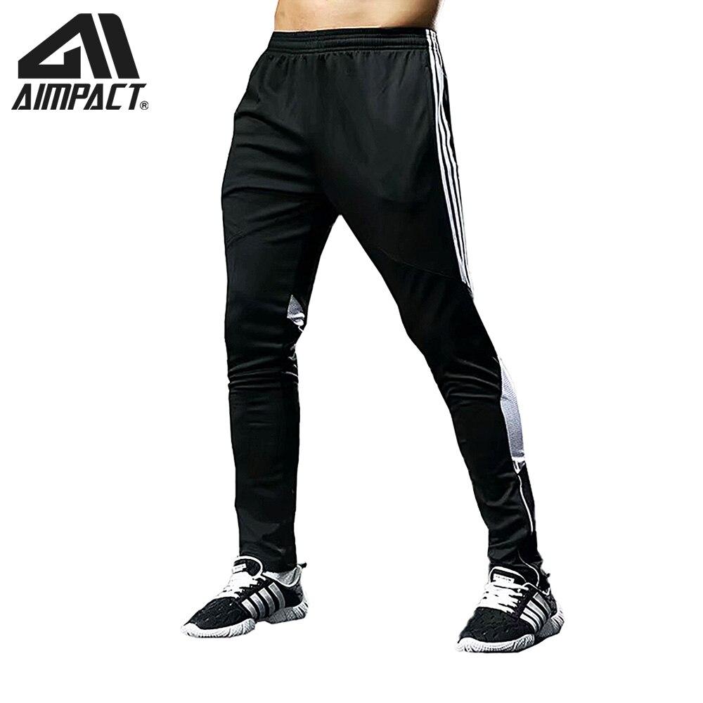 2f28756c AIMPACT Мужские штаны для бега, спортивные длинные спортивные штаны для бега,  мужские спортивные штаны с карманами на молнии, мужской спортивны.