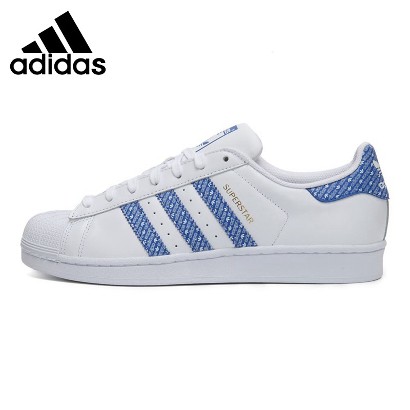 Original New Arrival  Adidas Originals SUPERSTAR Men's Skateboarding Shoes Sneakers