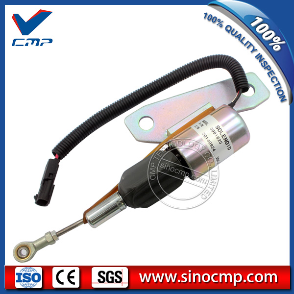 R200-5 R220-7 24V דלק להפסיק מתג 3991625 כבה התלקחות כזאת סולנואיד SA-4959-24 עבור יונדאי