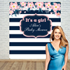 Allenjoy Background Photography Customized Holiness Baby Shower Backdrop Birthday Party Banner Photography Backdrop
