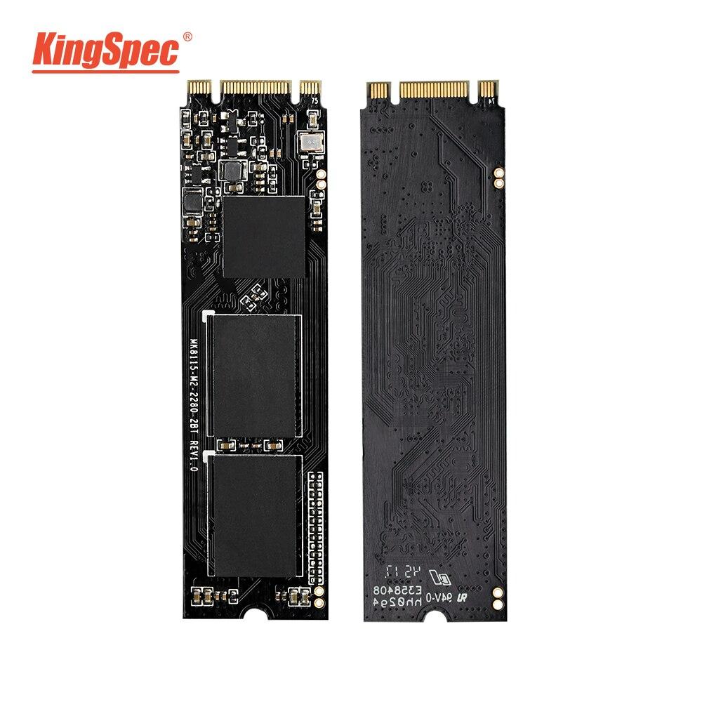 KingSpec SSD M.2 NGFF 2280mm 480 GB 1 to 2 to disque dur disque dur interne à semi-conducteurs pour xiaomi air xiaomi notebook pro