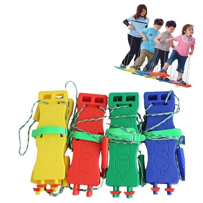 Team Steppers Giant Step Balance Training Equipment Teamwork Coordination Kids Games Sensory Integration For Children
