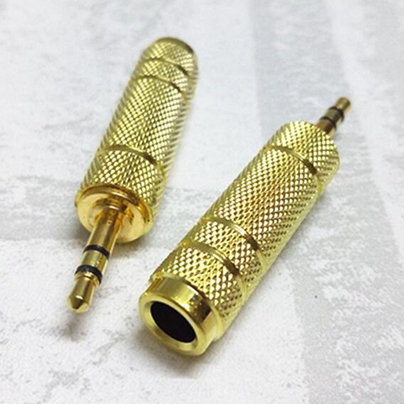 100 pcs  Gold Plated RCA socket  Audio Female Connector w// Spring