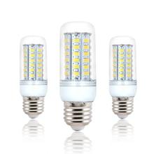 YNL Lampada LED Lamp E27 220V 24 36 48 56 69 72 96 Leds Ampoule LED
