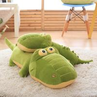 New arrived cute crocodile cotton toys animals stuffed plush toy as a beautiful gift for child