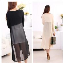 Spring Summer Blouse New Women S Super Long Chiffon Cardigan Prevent Bask In Clothes Cloak Sweater Shawl Fast Shipping