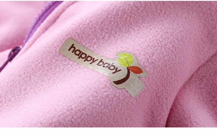 ילדי מעיל תינוק בנות חורף מעילים ארוך שרוול מעיל של הילדה חם מעיל חורף הלבשה עליונה קריקטורה פעוט ילד מעיל ילדים מעיל