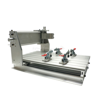 high quality 3040 CNC frame new design CNC 3040 lathe router price