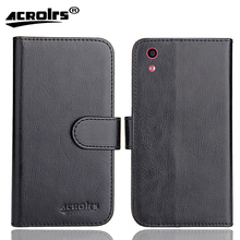 For Kyocera Otegaru 01 Case 6 Colors Dedicated Soft Flip Leather Special Crazy Horse Phone Cover Cases Credit Card Wallet magnetic flip cover case for pocketbook touch 626 6 6 inch crazy horse leather tablets