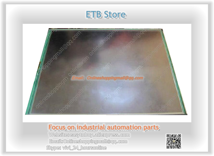 N010-0554-T901 Touch Screen Touch Glass N010-0554-T901 4 Wire Touch Screen