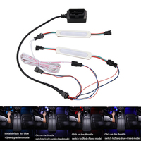 OBD Car speed Smart 2 Mode 4 Color LED Autos Chassis Atmosphere Lights Neon Lamp For BMW 1 2 3 Series