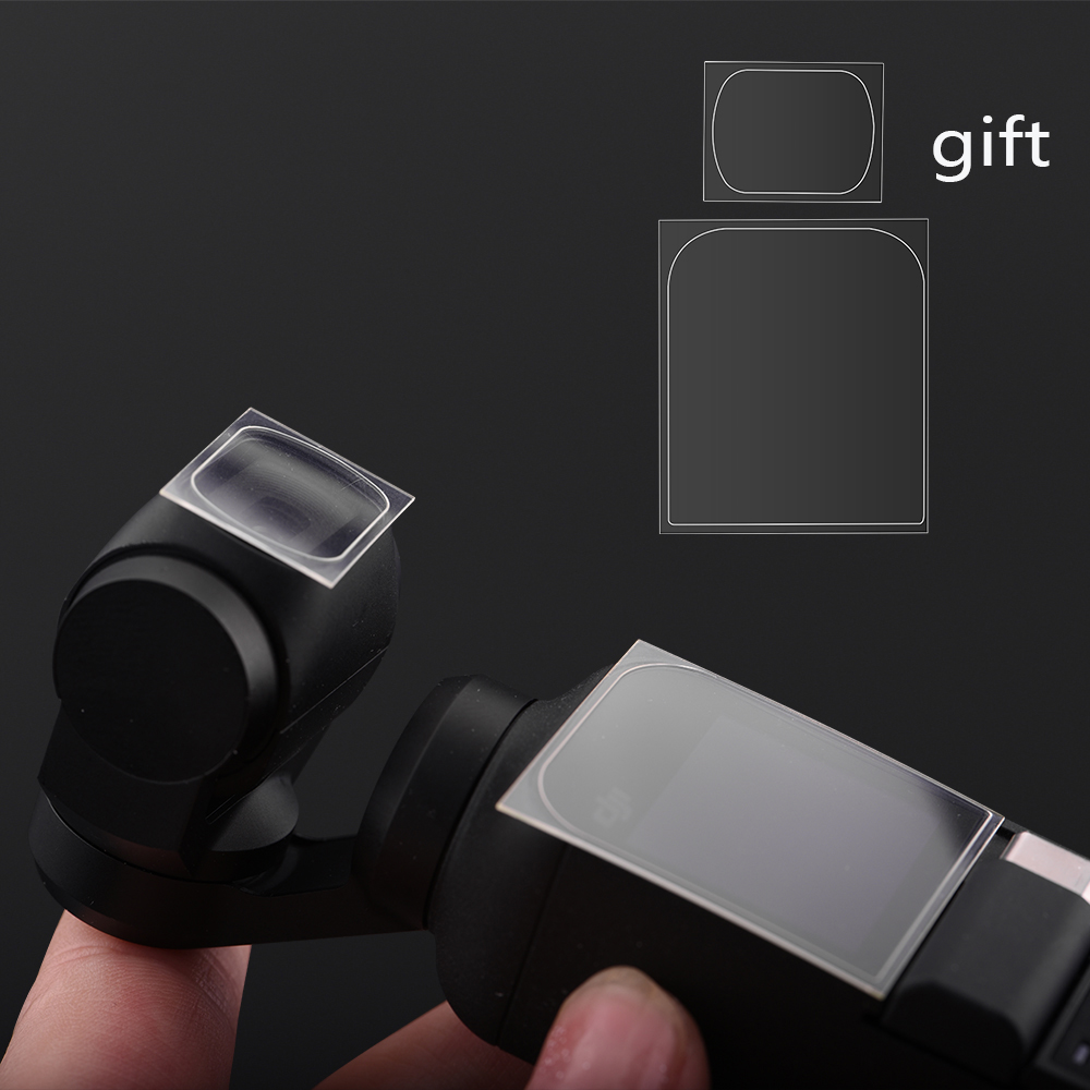 Quick-release DJI Osmo Pocket Gimbal Camera CNC Extension Module Connection DJI OSMO POCKET Expansion Adapter block Accessories 7