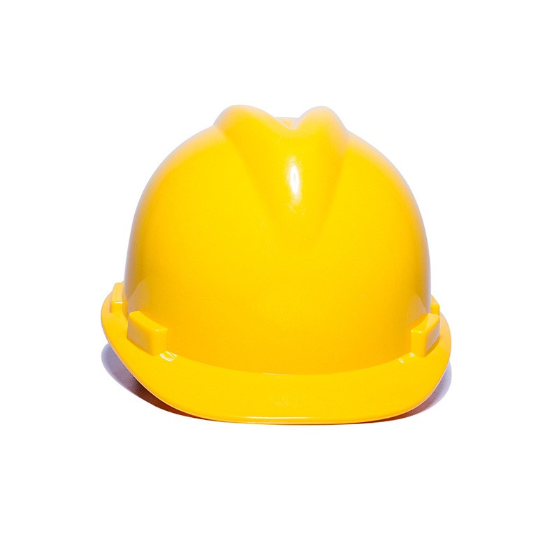 V-Safety Helmet Construction Thick ABS Plastic Engineering Cap Construction Anti-Smash Protection Head Security Helmet Wholesale