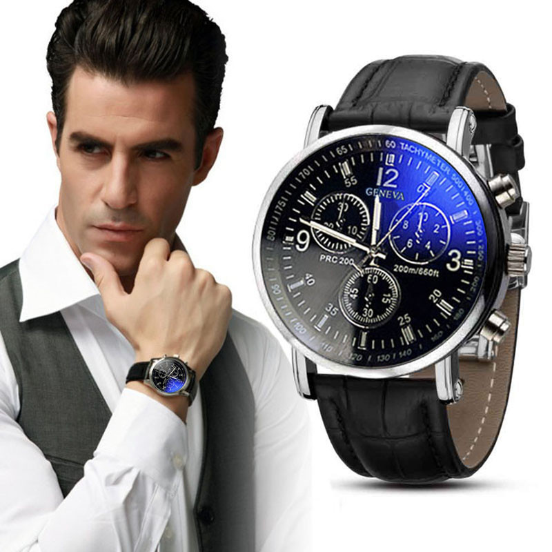 Luxury Brand Men Watches 2016Fashion Faux Leather Men Blue Ray Glass QuartzWatches Casual Males Business Watch relogio masculino luxury brand men watches 2016fashion faux leather men blue ray glass quartzwatches casual males business watch relogio masculino