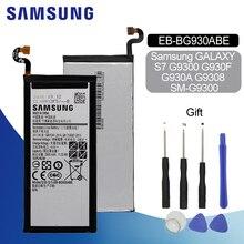 Original Battery For SAMSUNG G930 EB-BG930ABE 3000mAh For Samsung Galaxy S7 G930F G930A G930F G930DS Replacement Phone Battery аксессуар чехол samsung galaxy s7 g930f mofi vintage black 15104