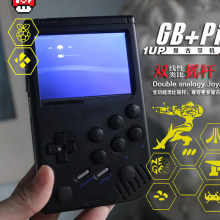Double joystick arcade handheld game Raspberry Pi retro gameboy game console Super HD IPS Production cycle available 12~22 days(China)