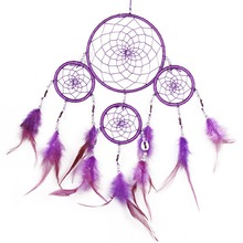 Colorful Dreamcatcher Hanging Decorations