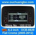 Ouchuangbo dvd estéreos Del Coche autoradio para croma 2005-2012 con gps audio idioma Italiano OCB-8829