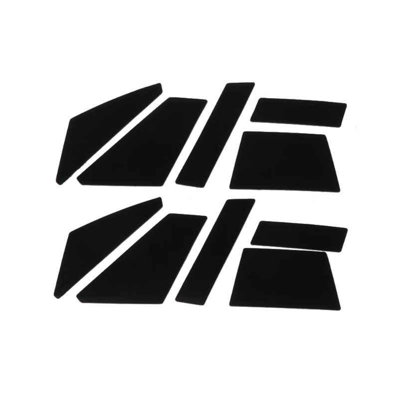 2 مجموعات 0.6 مللي متر تفلون ماوس الزلاجات ماوس ملصق الوسادة ل Corsair M65 برو RGB ماوس