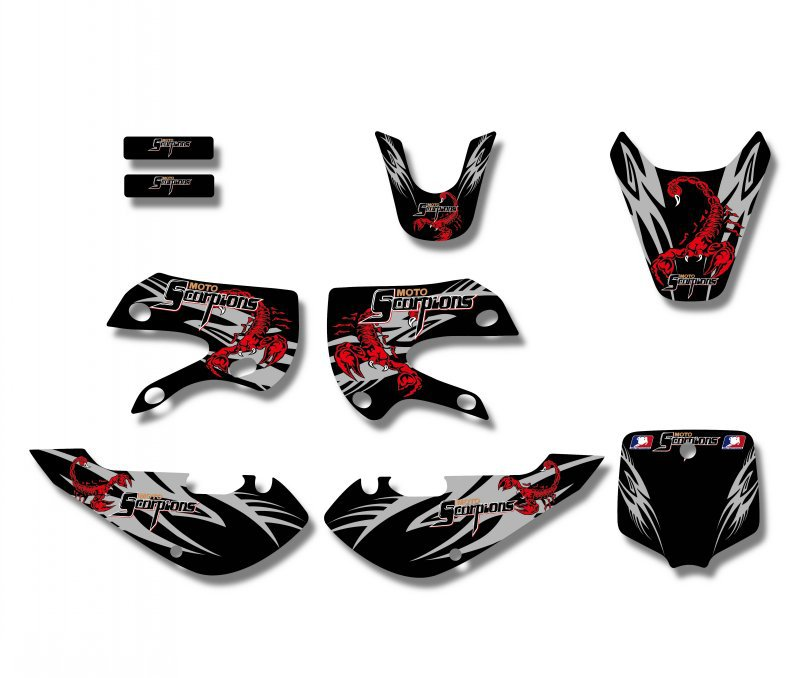 Online Get Cheap Suzuki Sticker Kits Aliexpresscom Alibaba Group - Stickers for motorcycles suzuki