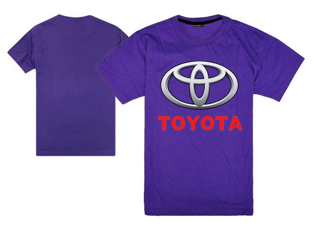 Fashion Toyota Logo T-shirt (13 colors)