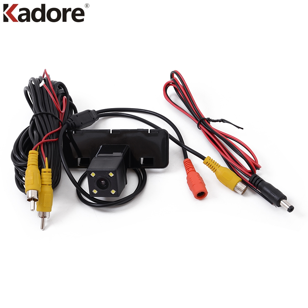 For Suzuki Swift 2008 2009 2010 Waterproof Rear View Camera LED Car Back Reverse Camera Night Vision Parking Assistance Cameras