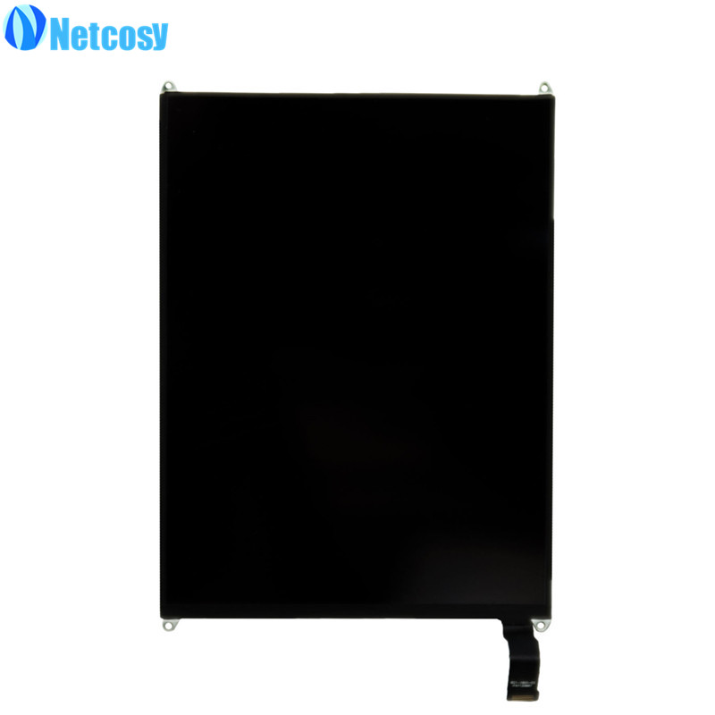 Netcosy LCD Display Screen For ipad mini 2 A1489 A1490 A1491 tablet Perfect Replacement Parts Digital Accessory For ipad mini 2 original 7 85 inch replacement lcd display screen repair parts for ipad mini 2 2nd with retina a1489 a1490 free shipping