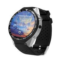 High Grade HD Touchscreen Smart Uhr ABS Band Armbanduhr Unterstützung WIFI Schrittzähler Wetter Mode Armbanduhr Männer Digitaluhr