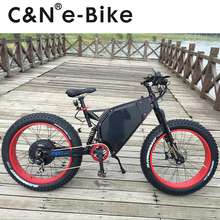2017 Cool Design 72v 5000W Fat Tire E-bike Electric Mountain Bike/Electric Bike/Electric bicycle/Enduro ebike