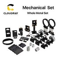 CO2 Laser Metal Parts Transmission Laser Head Mechanical Components For DIY CO2 Laser CO2 Laser Engraving
