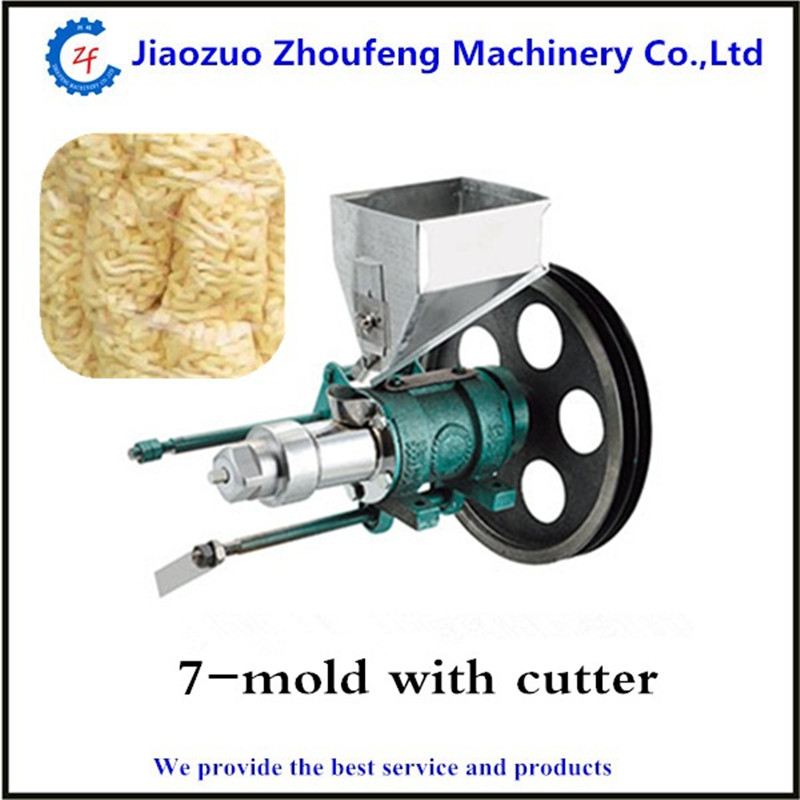 Corn puffed machine puffing rice snacks extruder machine 7molds ZF rice wheat corn puffing nose extrusion corn puffed machine main machine