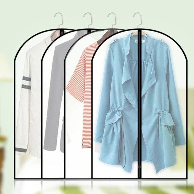 Abiti trasparenti Polvere Case Abbigliamento Cappotto Del Vestito Organizzatore