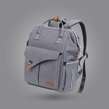 Multifunctional Backpack for Diapers and Baby Bottles