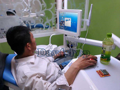 Dental 8-LED Intraoral Camera with 15