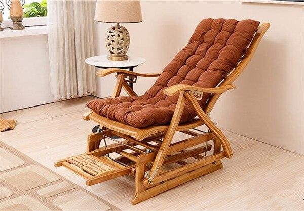 Schaukel Sessel Innen Bambus 8