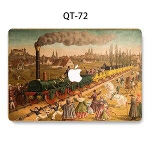 Image 3 - Nouveau pour ordinateur portable chaud MacBook Case housse housse tablette sacs pour MacBook Air Pro Retina 11 12 13 15 13.3 15.4 pouces Torba