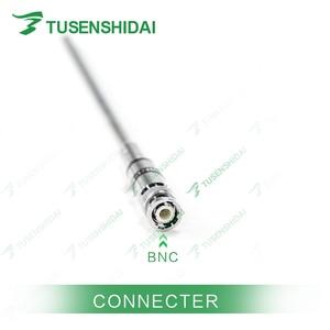 Image 3 - Vente chaude VHF 136 174 Mhz BNC longue antenne télescopique TXS Q9ZT