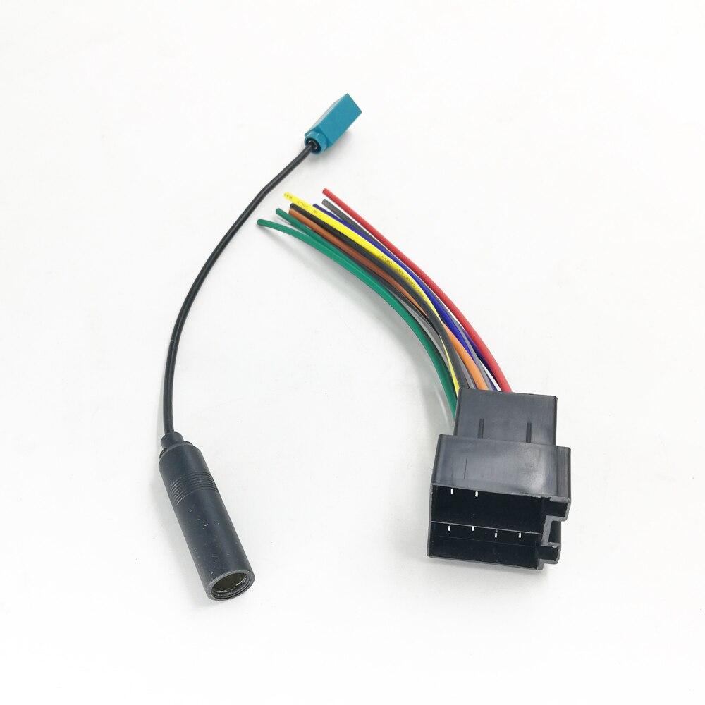 Vw Radio Antenna Wiring | Wiring Diagram on
