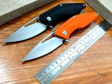 Efeng Custom MDF-2 folding knife D2 blade + G10 handle folding Fixable knife camping outdoor tool knives