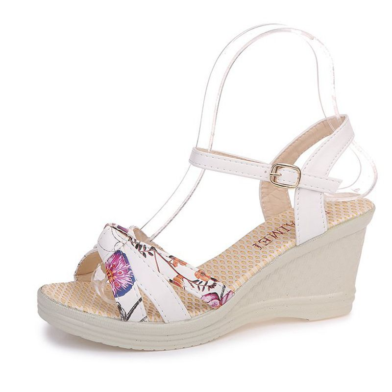 New Summer Fashion Women Sandals Ladies High Heel Platform Open Toes Women Sandals Shoes Women s New Summer Fashion Women Sandals Ladies High Heel Platform Open Toes Women Sandals Shoes Women's Platfroms Casual Wedges Sandals