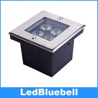 4W LED Underground Light Outdoor Garden Yard In Flood Light Spot lamp 12V